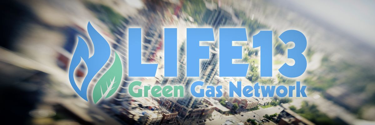 June 2014 – LIFE Green Gas Network Project partner kick-off meeting