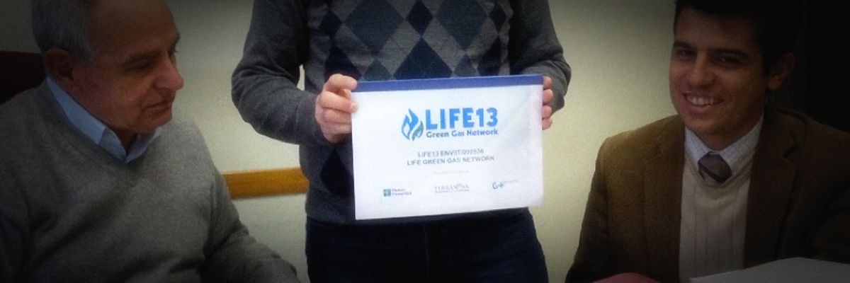 December 2014 – Presentation of LIFE Project in Albiate and Cesate